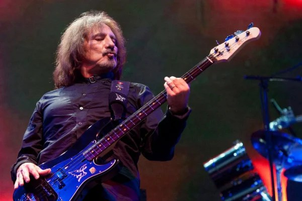 Black Sabbath: Sweet Leaf (Geezer Butler's Isolated Bass)