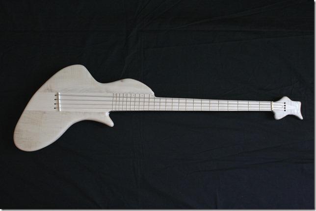 AJR Guitarmods Psilos Bass