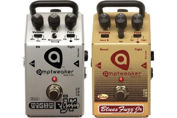 Amptweaker Expands JR Distortion Series