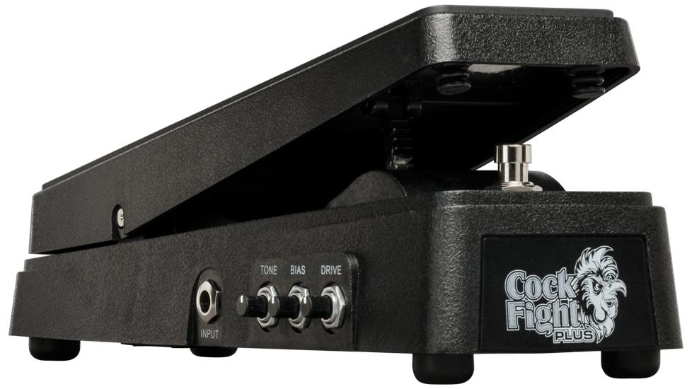 Electro-Harmonix Cock Fight Plus Wah/Fuzz Pedal