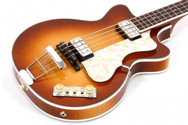 Höfner Introduces the Club Bass 500/2 Double Cut