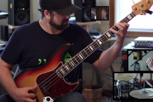 "Chris DeAngelis: Bass Arrangement of Stevie Wonder's ""Living For The City"""
