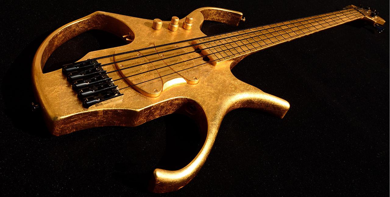Paul Lairat Stega Gold Bass Angle