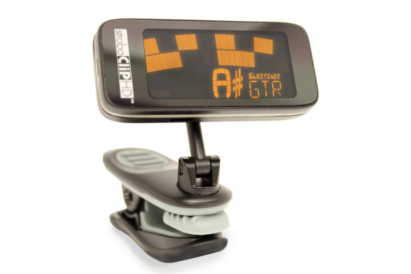 Peterson Updates Clip-On Tuner Line With StroboClip HD
