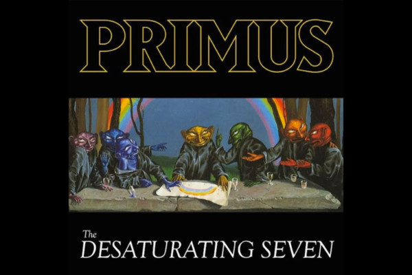 Primus Announces New Album, Tour Dates