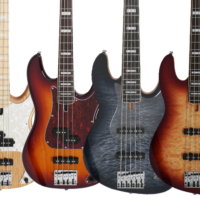 Sire Guitars Unveils Marcus Miller P7 and V9 Basses
