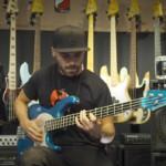 Miki Santamaria: Extreme Slap Bass Solo – Vol 2