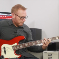 Stuart Clayton: Bass Lick of the Week #1 – Funk Groove