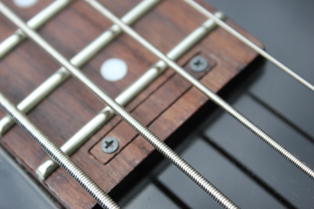 Brooks EB-RBL Bass Truss Rod Cover