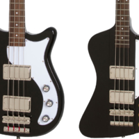 Epiphone Adds Vintage Styled Basses to Pro Series
