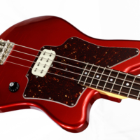 Swope Guitars Unveils the Dakota Bass