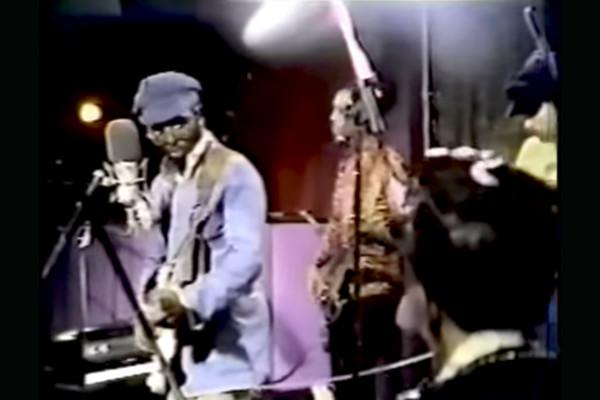 Curtis Mayfield: Freddie's Dead (Live)