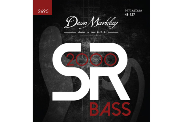 Dean Markley Renews SR2000 Bass Strings
