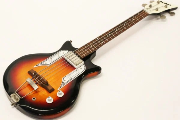 Eastwood To Reissue Airline Pocket Bass