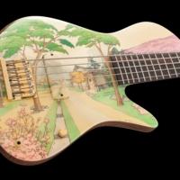 Fodera Unveils Masterbuilt Series Woodblock Emperor II 5 Elite Bass