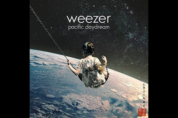 """Weezer Mixes The Beach Boys and The Clash on New Album, """"Pacific Daydream"""""""