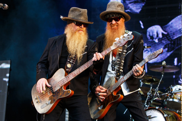 ZZ Top Halts Tour Due To Dusty Hill Ailment