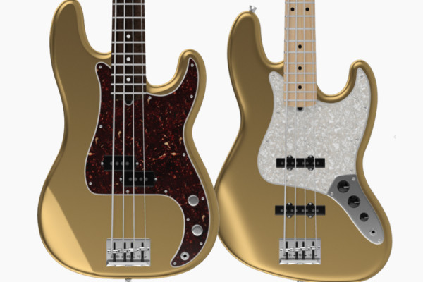 Fender Adds New Color To Mod Shop Basses