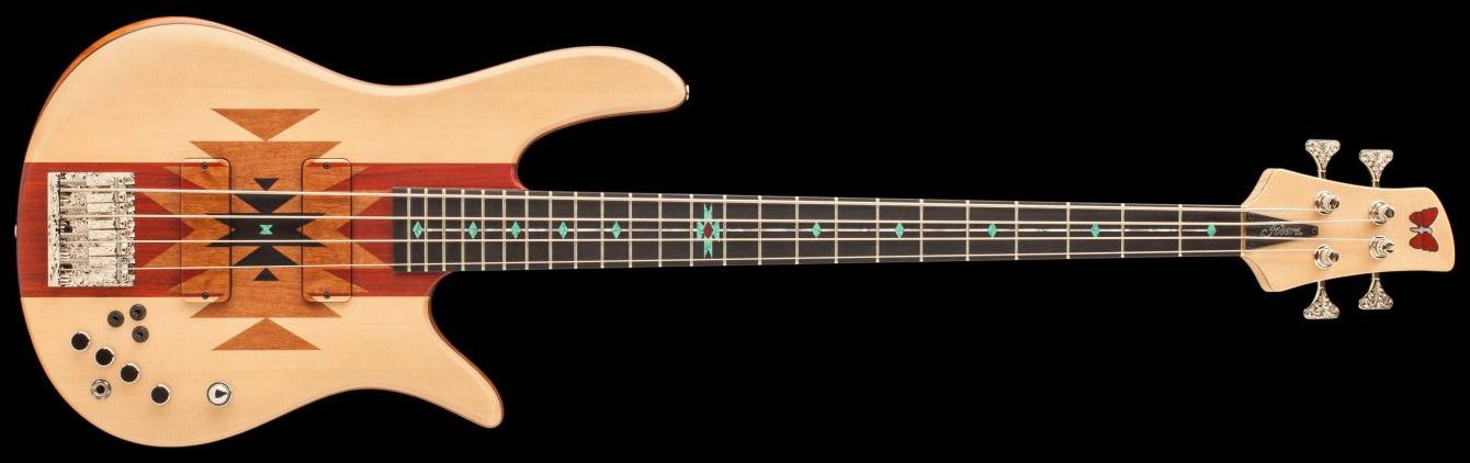 Fodera Masterbuilt Southwest Bass