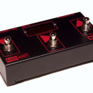 KAE Systems Unveils the MIDI Ant Foot Controller