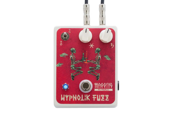Massive FX Introduces the Hypnotik Fuzz Pedal