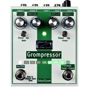 OnkartGromt Introduces the Grompressor Pedal