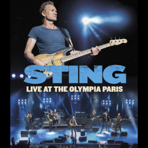 """Sting Releases New Video, """"Live At The Olympia Paris"""""""