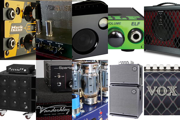 Best of 2017: Top 10 Reader Favorite Bass Amps