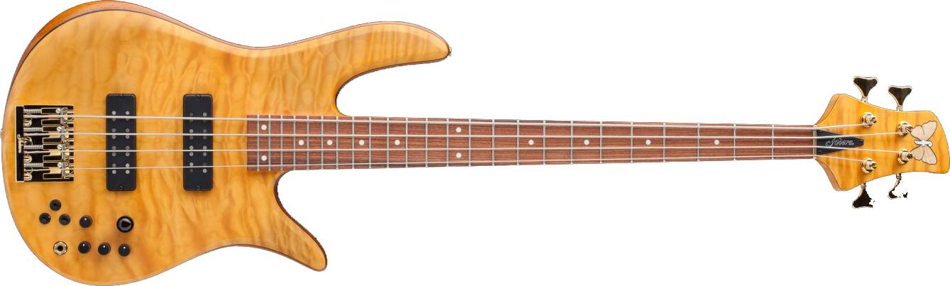 Fodera 35th Anniversary Monarch 4 Deluxe Bass