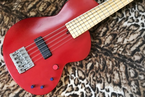 Bass of the Week: Mas Hino NYC Matador