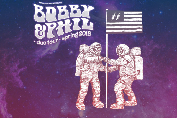 Phil Lesh and Bob Weir Announce Duo Tour