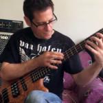 Brad Russell: Van Halen's Spanish Fly on Bass