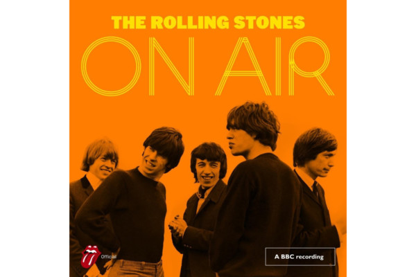 """On Air"" Compiles Early Rolling Stones Recordings"