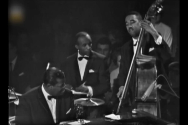 Oscar Peterson Trio: Bag's Groove