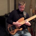 Ben Titus: I Want You (She's So Heavy) Solo Bass Arrangement