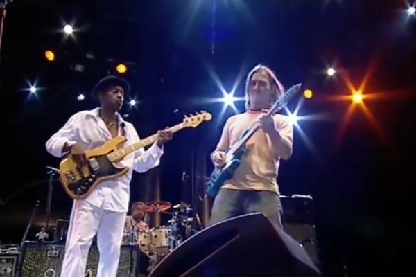 Marcus Miller Band: Frankenstein (Live)