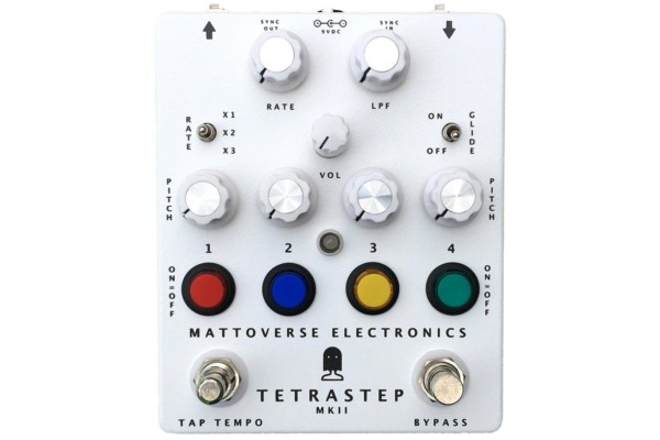 Mattoverse Electronics Announces The TetraStep MkII
