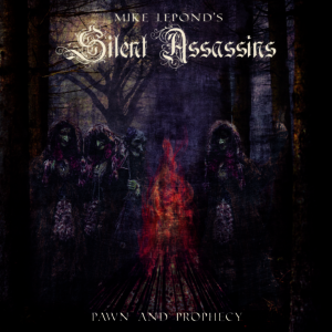 Mike Lepond's Silent Assassins: Pawn and Prophecy