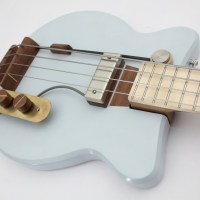 Bass of the Week: Schorr Guitars The Owl Bass #011
