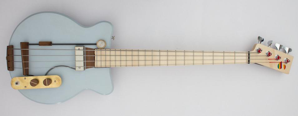 Schorr Guitars The Owl Bass #011