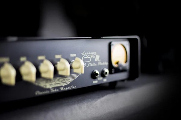 "Ashdown Engineering Unveils the CTM 30 ""Little Stubby"" Tube Bass Amp"
