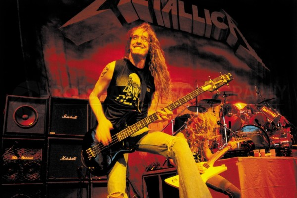 Cliff Burton Day Announced For February 10th