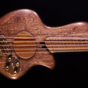 Bass of the Week: Dahrendorf Guitars Dynasty V