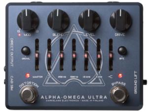 Darkglass Electronics Alpha Omega Ultra Pedal