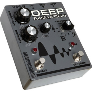 Death By Audio Unveils the Deep Animation Pedal