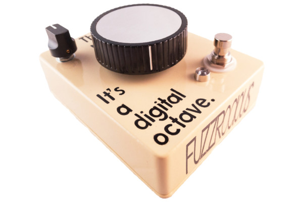 Fuzzrocious Pedals Unveils the Octave Jawn Pedal