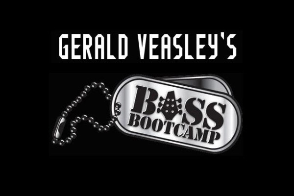 Gerald Veasley's Bass BootCamp Returns for 2018