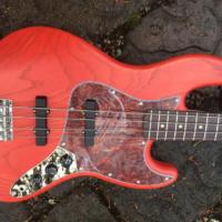 Marco Bass Guitars Unveils The N1 Bass Guitar