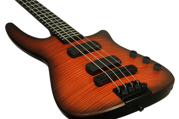 NS Design Adds NXTa Radius to Bass Guitar Line