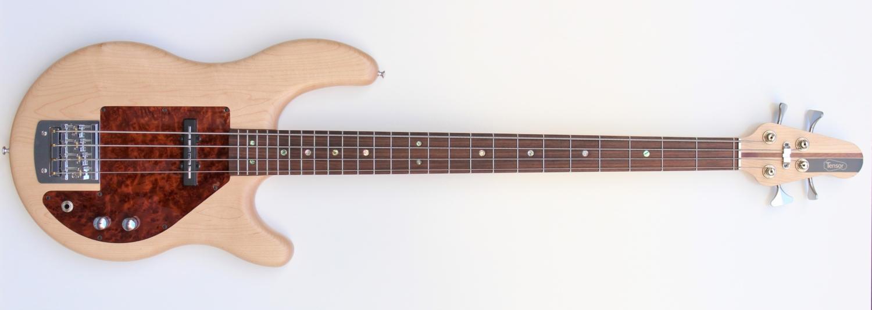 Tensor Classic Series 4-String Bass